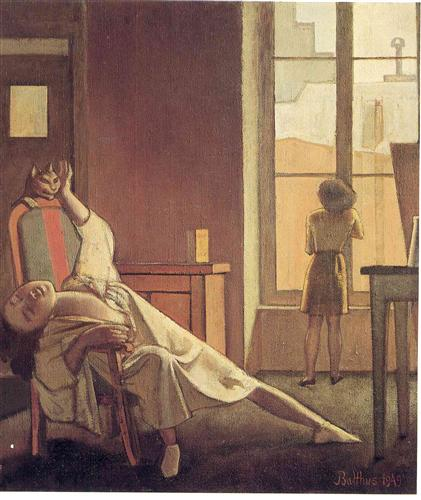 'The Week With Four Thursdays' - Balthus