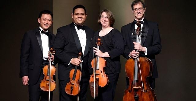 KSO Principal Quartet