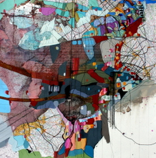 Jennifer Brickey, 'Ripe,' pen, ink, acrylic on paper