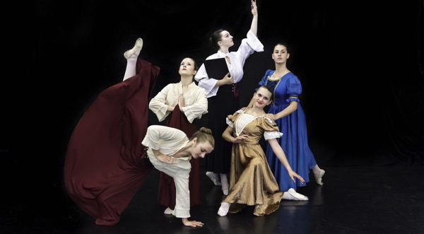 Go! Contemporary Dance Works Appears with the KSCO in 'Appalachian Spring'