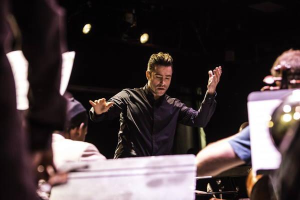 Conductor Jacomo Rafael Bairos
